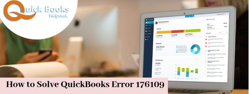 Quickbooks Error 176109